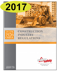 29 CFR 1926 Construction Industry