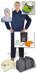 12 cal Arc Flash Suits