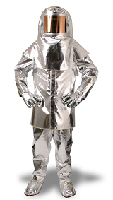 Aluminized Heat Resistant Clothing