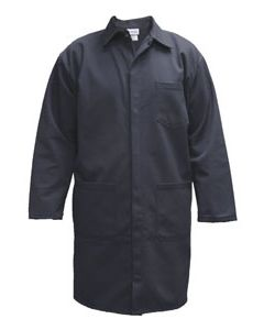 UltraSoft® Flame Resistant Standard Lab Coat - C09UP42LC