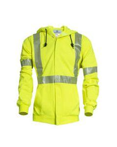 NSA FR Hi-Vis Hooded Sweatshirt - C21HC05C3