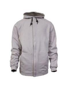 NSA 28 cal Flame Resistant Zip Front Hooded Sweatshirt - C21IG05