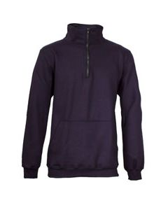 NSA 34 cal DWR FR Half-Zip with Stand-Up Collar - C21IW01HZ
