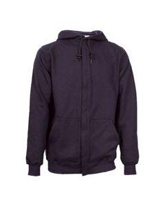 NSA 34 cal DWR Flame Resistant Zip-Up Sweatshirt - C21IW05