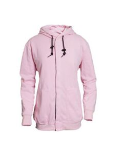 Women's FR Spirit Pink Zip-Up Sweatshirt - C21SA05W