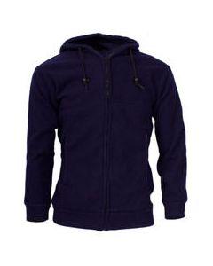 NSA 18 cal Nomex® Flame Resistant Deluxe Zip Front Sweatshirt - C23FL05