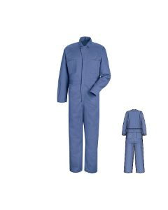 Red Kap Button Front Crew Coveralls CC16