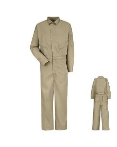 """Bulwark 5.8 oz. Lightweight Deluxe Coverall """"FREE SHIPPING"""""""