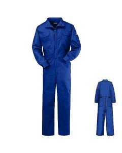 Nomex Royal Blue Deluxe Coveralls Light Weight