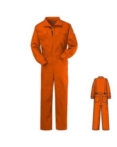 "Bulwark Nomex 6.0 oz Deluxe Coveralls Style CNB6 ""FREE SHIPPING"""