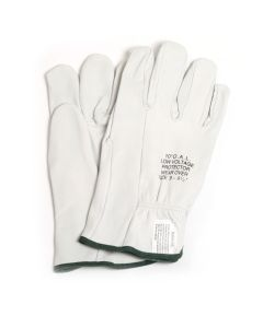 NSA 10 Inch Leather Glove Protectors