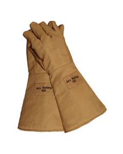"NSA 18"" Level 4 100 cal FR Nomex®/Kevlar® Arc Flash Gloves - G51KDQE18"