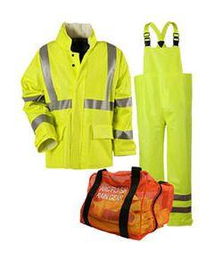 Class 3 Arc H20 Flame Resistant Rainwear Kit - KITRLC3
