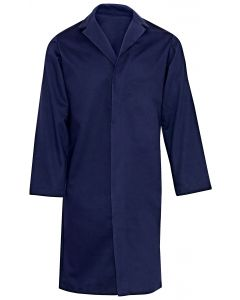 Concealed Snap Pocketless Lab Coat NFPA 2112 Universal - LUF9NV