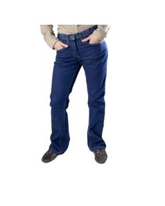 NSA Women's Dual Hazard FR Jeans with Stretch - PNTDYJWX