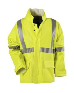 NSA 19 cal Class 2 Level 2 Arc H2O FR Rain Jacket - R30RL05