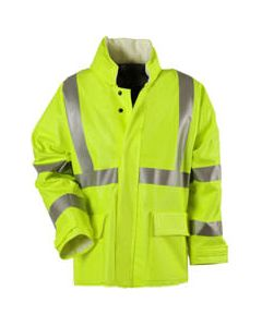 NSA 19 cal Class 3 Level 2 Arc H2O FR Rain Jacket - R30RL06