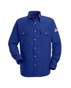 "Bulwark Nomex Shirts 6.0 oz Snap Front Style SNS6 ""FREE SHIPPING"""