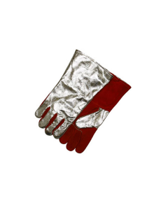 Stanco Aluminized Rayon Back and Thumb Welding Glove - 300AR