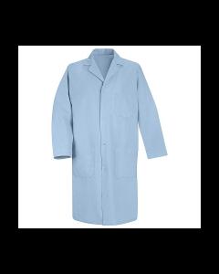 Red Kap Men's Gripper Front Lab Coat - Style 5080