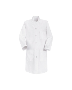 Red Kap Women's Economical Lab Coat Style 5210WH
