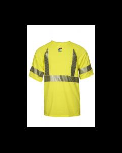 NSA FR Control 2.0 Hi-Vis T-Shirt with FR Segmented Trim - BSTJTRC2