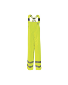 "Hi-Visibility Flame-Resistant Rain Bib Overall CAT2 Bulwark - BXN4 ""FREE SHIPPING"""