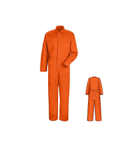 Red Kap Coveralls Cotton Snap Front Style CC14