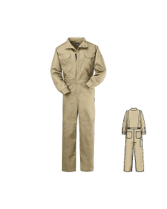"Bulwark Excel 7.0 oz Comfortouch Coveralls Style CLB2 ""FREE SHIPPING"""