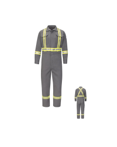 """9.0 cal Premium Coverall with CSA Compliant CAT2 Bulwark CoolTouch®2 - CMBC (3 Weeks For Delivery) """"FREE SHIPPING"""""""