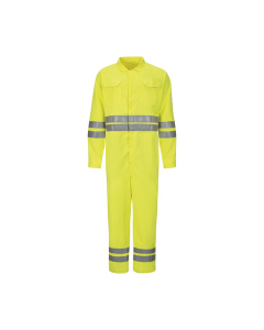 """8.4 cal Deluxe Coverall CAT2 Bulwark EXCEL FR® ComforTouch® 2 - CMD8HV """"FREE SHIPPING"""""""