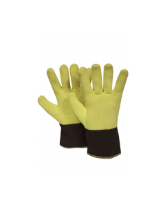 "NSA Jumbo Size 12"" Reversed Kevlar® Terry Glove with FR Duck Cuff - G45RTRF12010"