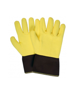 "NSA Regular Size 12"" Reversed Kevlar® Terry Glove with FR Duck Cuff - G44RTRF01012"