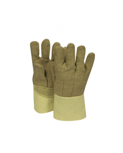 NSA High Heat 22 oz. PBI/Kevlar® Glove with Thermobest Cuff Style G51PBRW13714