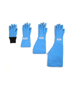 "NSA 14-15"" Water-Resistant Mid-Arm Length Standard Cryogen Gloves - G99CRBERMA"
