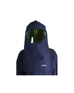 NSA 12 cal 9 oz. UltraSoft® Hood With Faceshield  H65UPHH
