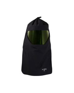 NSA 40 cal UltraSoft® Hood With Faceshield and Hard Hat  H65UQUQ40HAT
