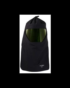 NSA 40 cal UltraSoft® Hood With Hard Hat and Internal Fans  H65UQUQFAN40