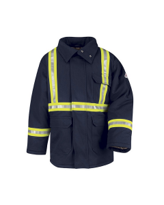 "Bulwark Parka with CSA Compliant Reflective Striping - JLPC ""FREE SHIPPING"""