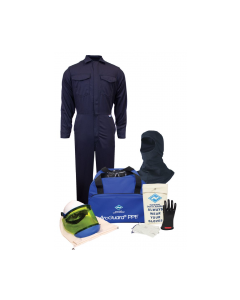 NSA Level 2 Coverall Kits With Gloves And Balaclava Item KIT2CV08B