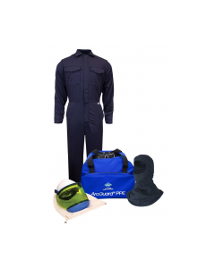 NSA Level 2 Coverall Kits No Gloves With Balaclava Item KIT2CV08NGB