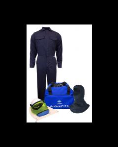 NSA Level 2 Coverall Kits No Gloves With Balaclava Item KIT2CV08NGB