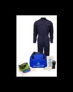 NSA UltraSoft® Arc Flash Kit with 12cal/cm² Coverall - KIT2CV11