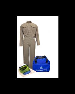 NSA Level 2 Protera® Coverall Arc Flash Kit No Gloves - KIT2CVPR08NG