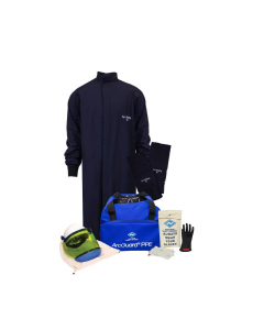 NSA 12 cal ArcGuard® Arc Flash Kit with UltraSoft® Long Coat and Leggings - KIT2LC11