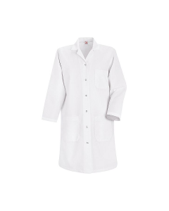 Red Kap Women's 6 Gripper Lab Coat - Style KP15WH