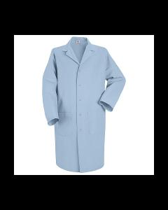 Red Kap Men's 5 Gripper Lab Coat - Style KP18