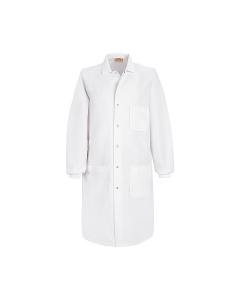 Red Kap Unisex Specialized Cuffed Lab Coat Style KP72WH