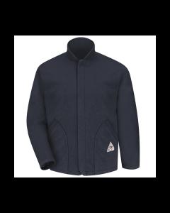 "Bulwark Fleece Jacket Sleeved Liner-Navy - LML6 ""FREE SHIPPING"""