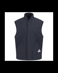 "Bulwark Fleece Jacket Vest Liner - LMS6 ""FREE SHIPPING"""